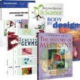Advanced Pre-Med Studies Pack, 5 Volumes