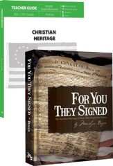 Christian Heritage Pack, 2 Volumes