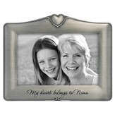 My Heart Belongs To Nana Photo Frame