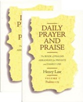 Daily Prayer and Praise 2 Volume Set