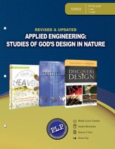 Applied Science: Studies in God's Design in Nature Parent Lesson Planner