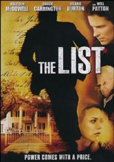 The List, DVD