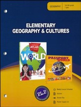 Elementary Geography & Cultures Parent Lesson Planner