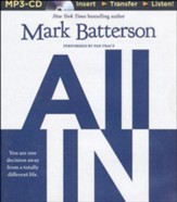All In, Unabridged MP3-CD
