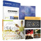 Applied Science: Studies in God's Design in Nature Pack, 4 Volumes