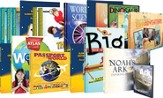 Master Books 3rd-6th Grade Curriculum Set with Earth Science