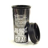 Graduate, Stacked Words Tumbler Mug