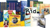 Master Books 3rd-6th Grade Curriculum Set with General Science