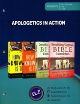 Apologetics in Action Pack Teacher Guide