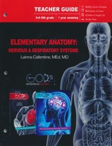 Elementary Anatomy: Nervous & Respiratory Systems Parent Lesson Planner