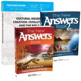 Cultural Issues Pack, 3 Volumes: Creation/Evolution and the Bible