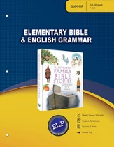 Elementary Bible & English Grammar Parent Lesson Planner