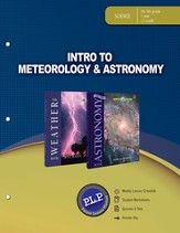 Intro to Meteorology and Astronomy Parent Lesson Planner,  updated