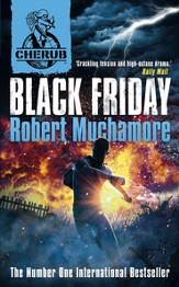CHERUB: Black Friday / Digital original - eBook