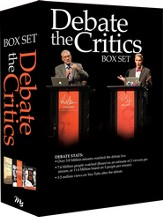 Debate the Critics Boxed Set (Includes Confound the Critics, Inside the Nye Ham Debate, Uncensored)