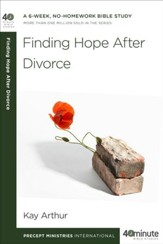 Finding Hope After Divorce - eBook