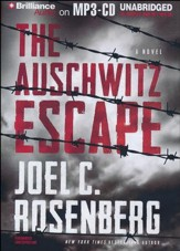 The Auschwitz Escape - unabridged audiobook on MP3-CD