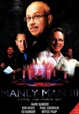 Manly Man III: Time to Man Up, 4-DVD Set