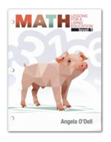 Math Lessons for Living Education: Level 1, Grade 1