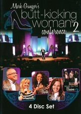 Butt-Kicking Woman Conference 2, 4-DVD Set
