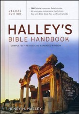 Halley's Bible Handbook, Deluxe Edition: Completely Revised and Expanded