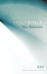 ESV Share the Good News New Testament, softcover