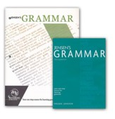Jensen's Grammar Package (Book, plus DVD supplement-2 disc)