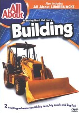 All About Building & Lumberjacks DVD