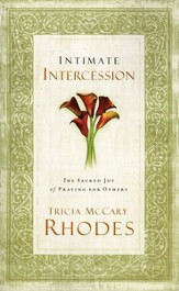 Intimate Intercession: The Sacred Joy of Praying for Others - eBook