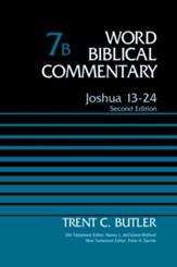 Joshua 13-24, Volume 7B: Second Edition