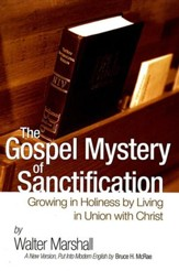 The Gospel Mystery of Sanctification: Growing in Holiness by Living in Union with Christ