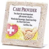 Care Provider Tabletop Plaque