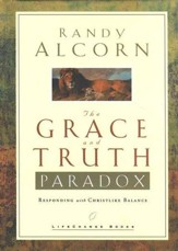 The Grace and Truth Paradox: Responding with Christlike Balance - Slightly Imperfect
