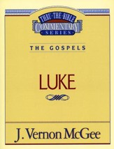 Luke - Thru the Bible