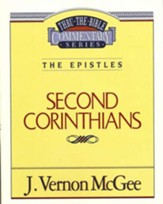 Second Corinthians: The Epistles Thru The Bible Commentary Series - Slightly Imperfect