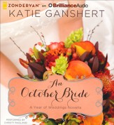An October Bride -unabridged audiobook on CD