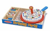 Birthday Party Play Food Set