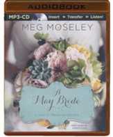 #5: A May Bride - unabridged audiobook on MP3-CD