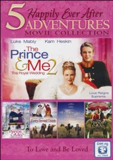 5 Happily Ever After Adventures--DVD Set