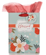 Blessed, Medium, Gift Bag