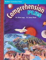 Modern Curriculum Press Comprehension Plus Grade 6  Student Workbook