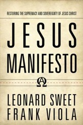 Jesus Manifesto: Restoring the Supremacy and Sovereignty of Jesus Christ - eBook