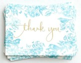 Homespun Charm, Thank You Cards