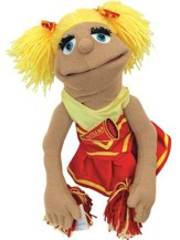 Cheerleader, Hand Puppet