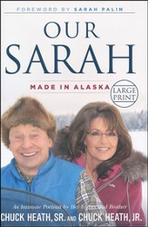 Our Sarah: Made in Alaska, Large print