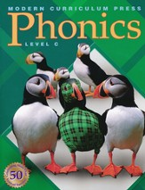 Modern Curriculum Press (MCP) Plaid Phonics Level C (2003 Edition)