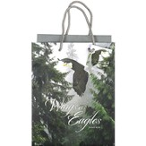 Wings As Eagles Gift Bag, Medium