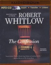 The Confession - unabridged audiobook on MP-3 CD