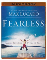 Fearless: Imagine Your Life Without Fear - unabridged audiobook on MP3-CD
