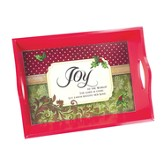 Joy To the World Tray
